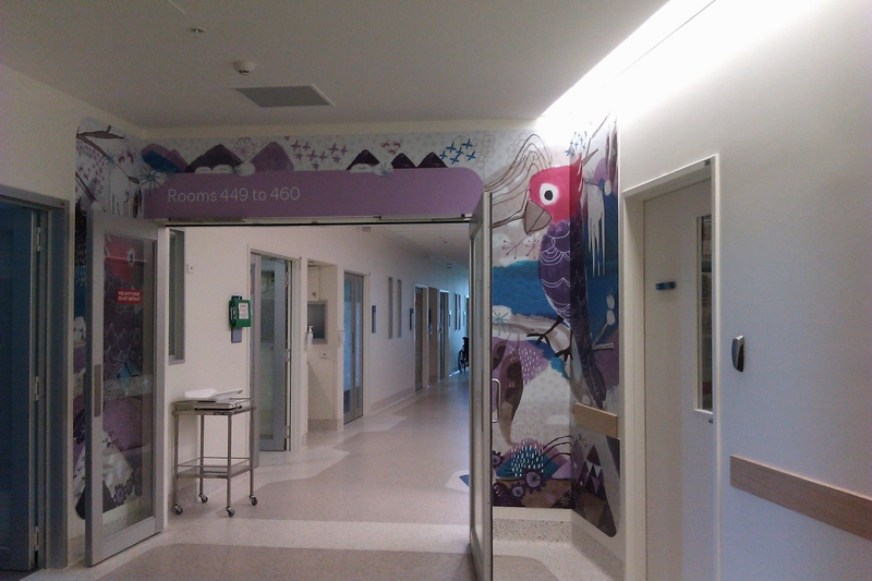 Decorate A Hospital Room