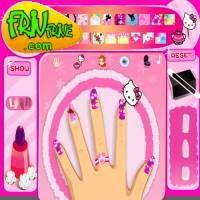 jogos da hello kitty de pinhar unhas jogos friv da hello kitty de manicure friv frive.com