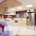 Cozinha com ilha ou península – qual é a diferença?! Fique sabendo!