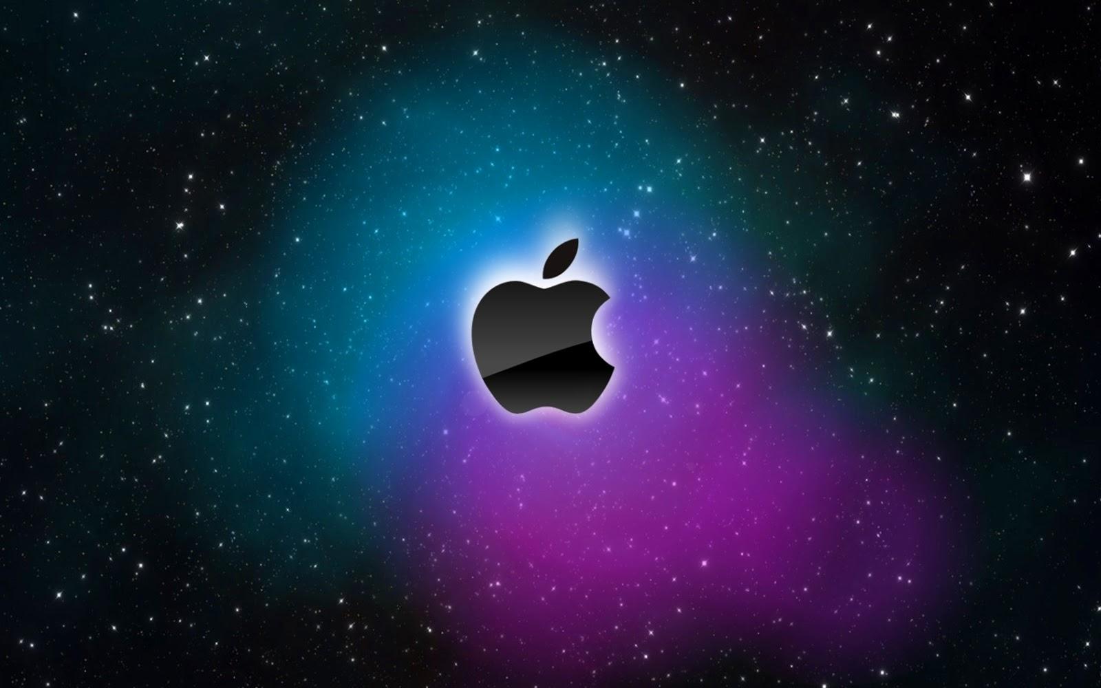 Fondo de Pantalla La manzana de Apple  Imagenes Hilandy