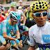 Nairo Quintana ahora es segundo en la general del Tour de Francia