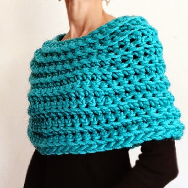 Knitting Patterns For Capelets Free : Knit 1 LA