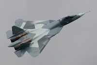 Sukhoi/HAL FGFA  - Fifth Generation Fighter Aircraft