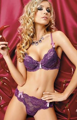 Petra Cubonova Hot Chilli Axami Lingerie Photoshoot - Beautiful Female Photos