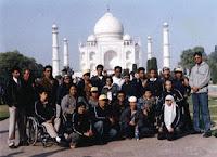Di Taj Mahal