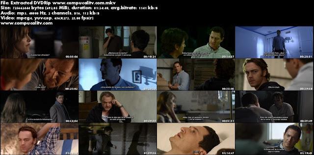 Extracted DVDRip Subtitulos Español Latino Película 2012