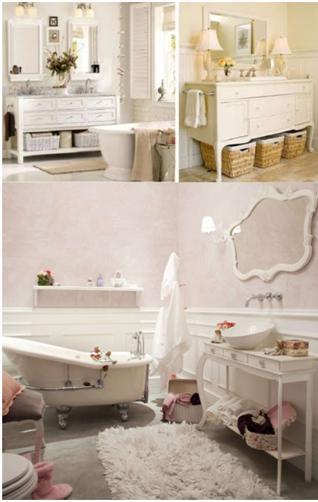 Sofa cama Provençal, que história é essa? -> Pia De Banheiro Estilo Provencal
