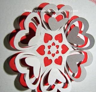 petal detail