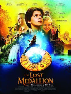 The Lost Medallion: The Adventures of Billy Stone online (2013)