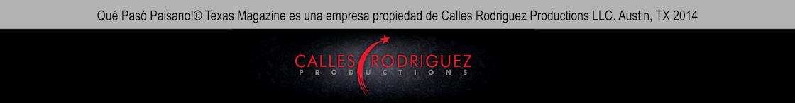 Calles Rodriguez Productions LLC