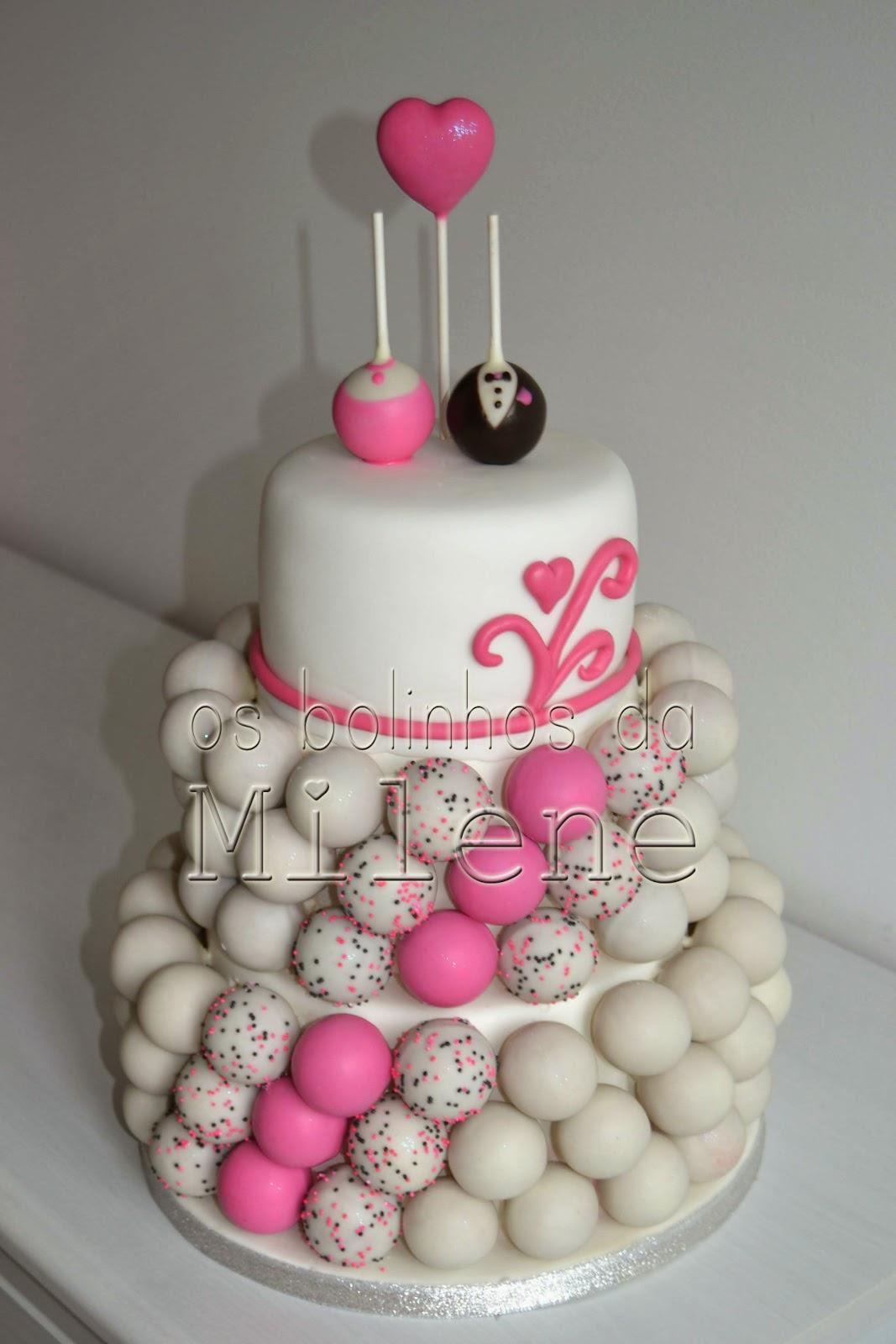 cake pops portugal os bolinhos da milene wedding cake pop cake cake pops casamento. Black Bedroom Furniture Sets. Home Design Ideas