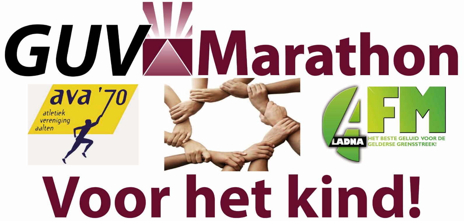 GUV Marathon voor het Kind