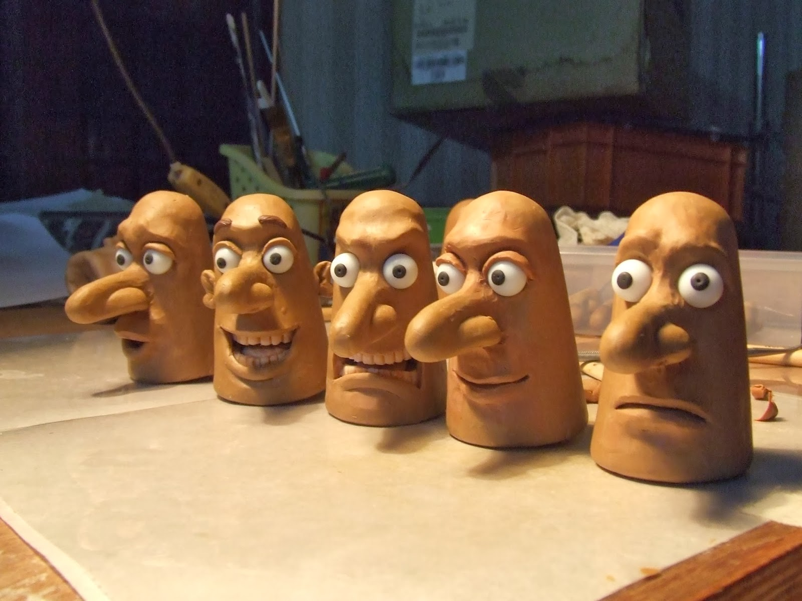 22 best images about clay animation on Pinterest | Models ...