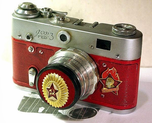 20 Awesome Collectible Vintage Cameras - Jayce-o-Yesta
