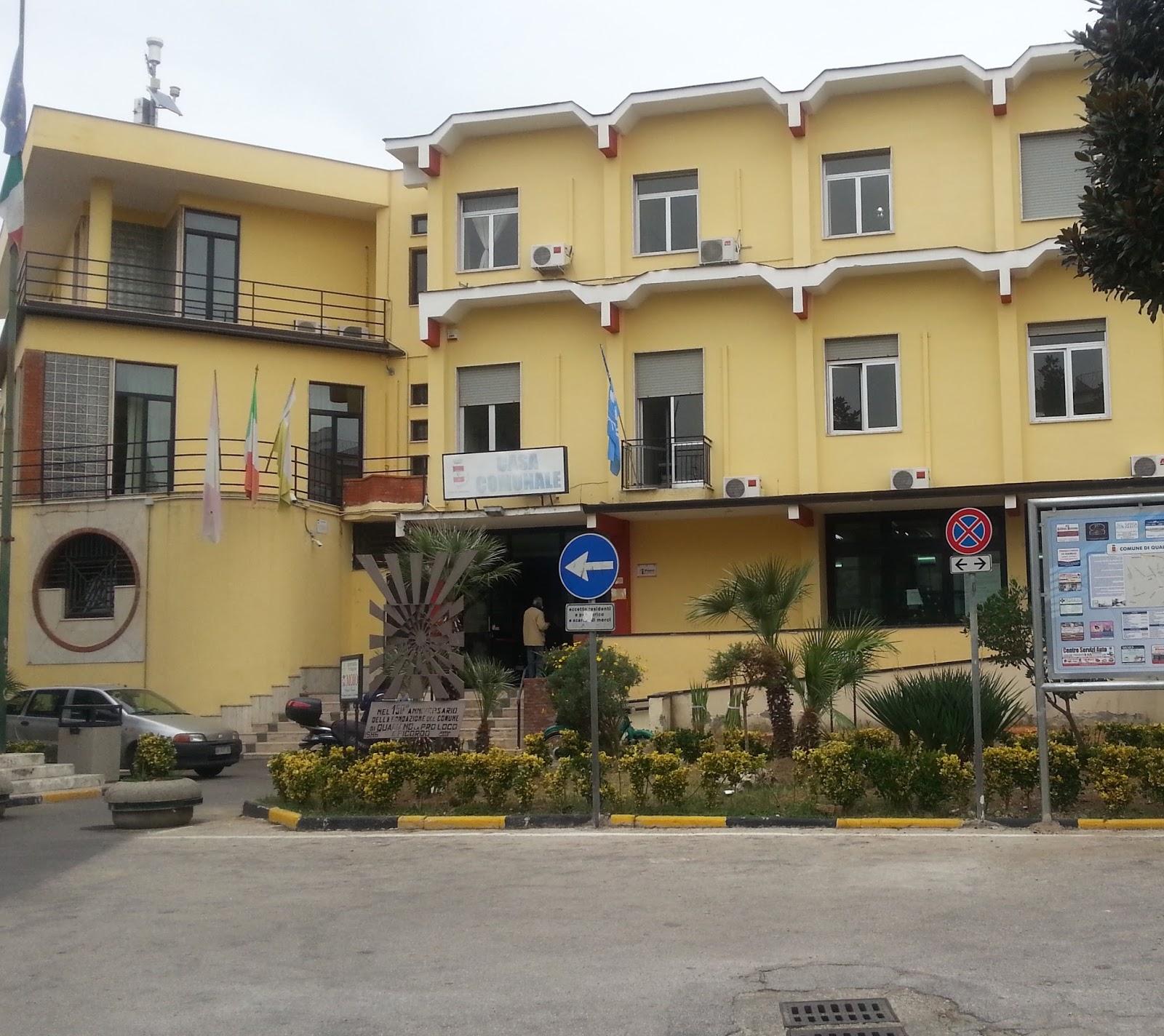 Il sindaco De Luca firma l obbligo di cura di balconi e facciate di edifici privati che danno sulla pubblica via ed i cui distacchi di intonaco o altro