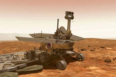 Robot tự hành khám phá sao Hoả Opportunity của NASA