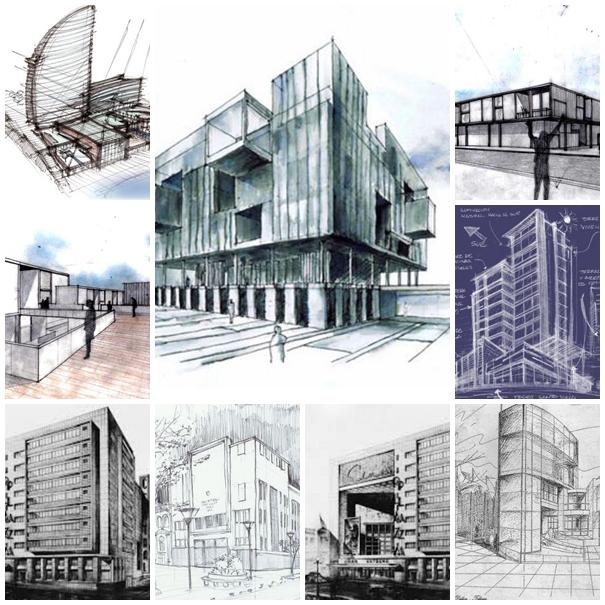 Apuntes revista digital de arquitectura bocetos y for Proyectos arquitectura