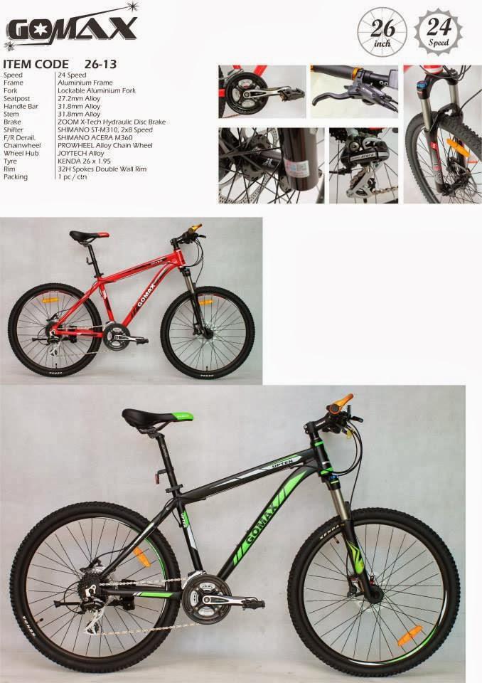 CHOO HO LEONG (CHL) Bicycle: 26\