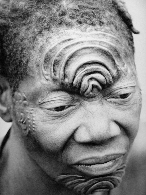 Little Wing: Research: Scarification