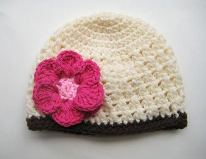 Crochet - beanies, beanies, and more beanies! on Pinterest