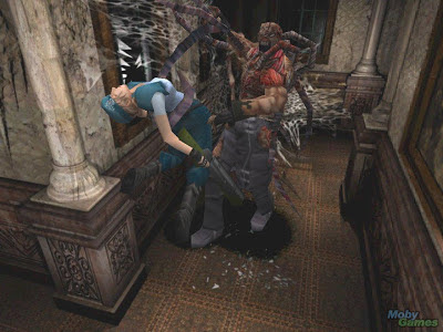 free download pc game RESIDENT EVIL 3 NEMESIS