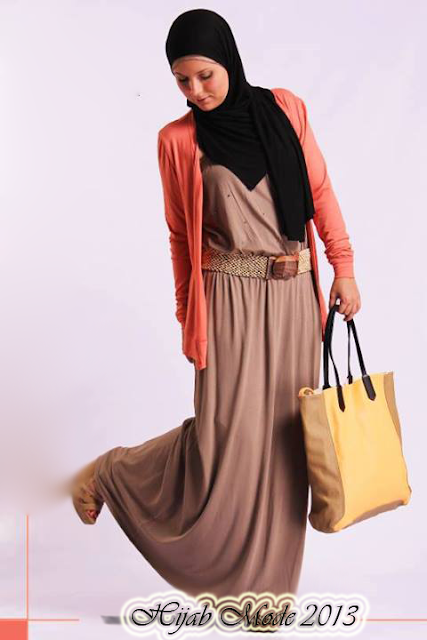 Hijab fashion 2013