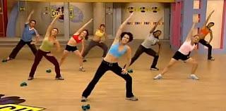 Rutina de ejercicios: 40 minutos