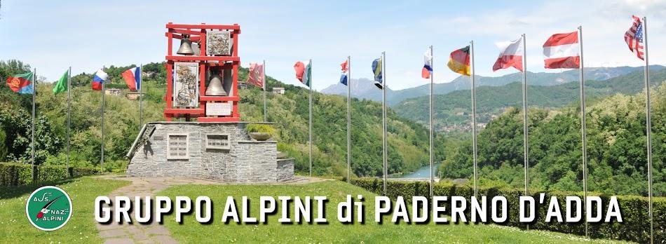 Gruppo Alpini di Paderno d'Adda
