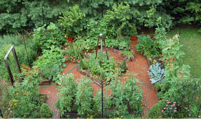 Potager Garden Secret