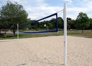 King St Memorial Park - beach volleyball court - 4