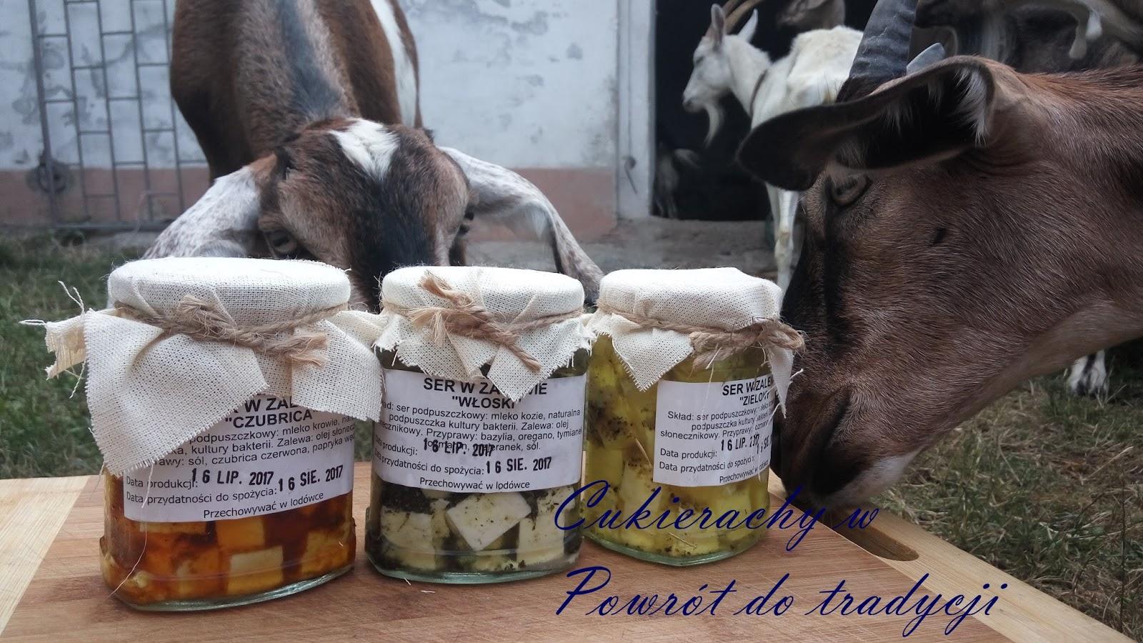 Cukierachy u Moniki