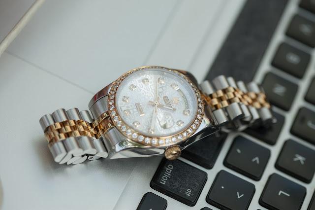 Đồng hồ rolex automatic R93