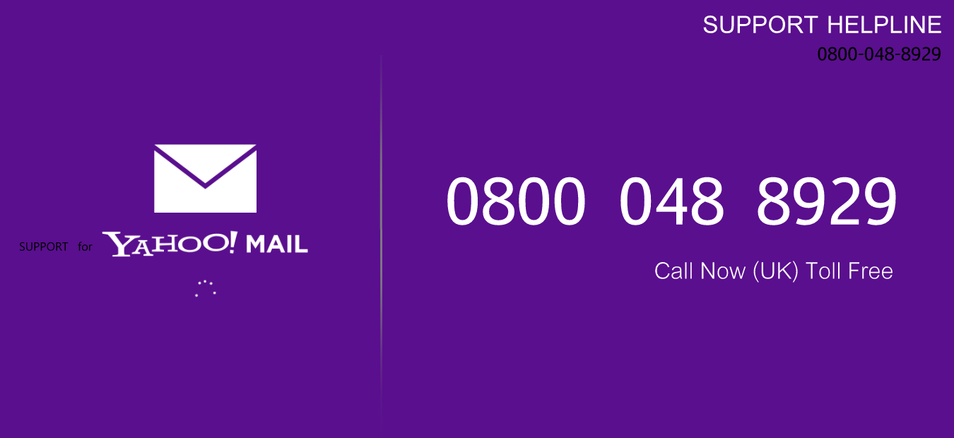 Yahoo telephone number uk