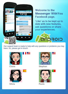 Free Apps for Android, Windows Live Messengers and other chats