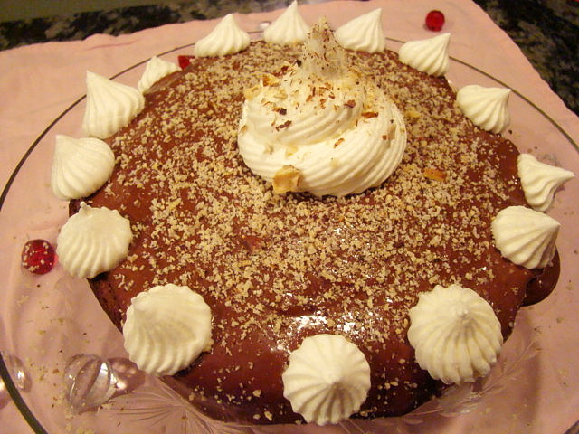 Decadent Chocolate-Hazelnut Torte - Recipes for delicious cooking