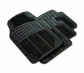 Buy Car Foot Mats (Set Of 4) – Black At Rs.280 : Buy To Earn