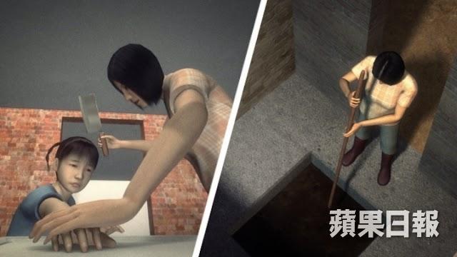 Mulher corta braço de criança e esconde