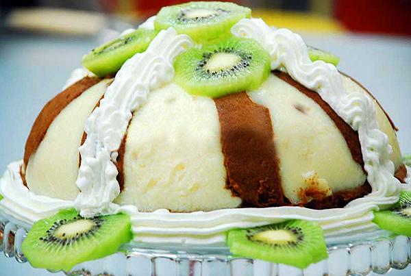 Oktay Usta Kivili Kuşaklı Pasta Tarifi Yeşil Elma