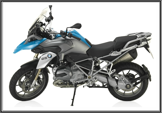 MOTORCYCLE INFO: 2013 BMW R 1200 GS Specifications
