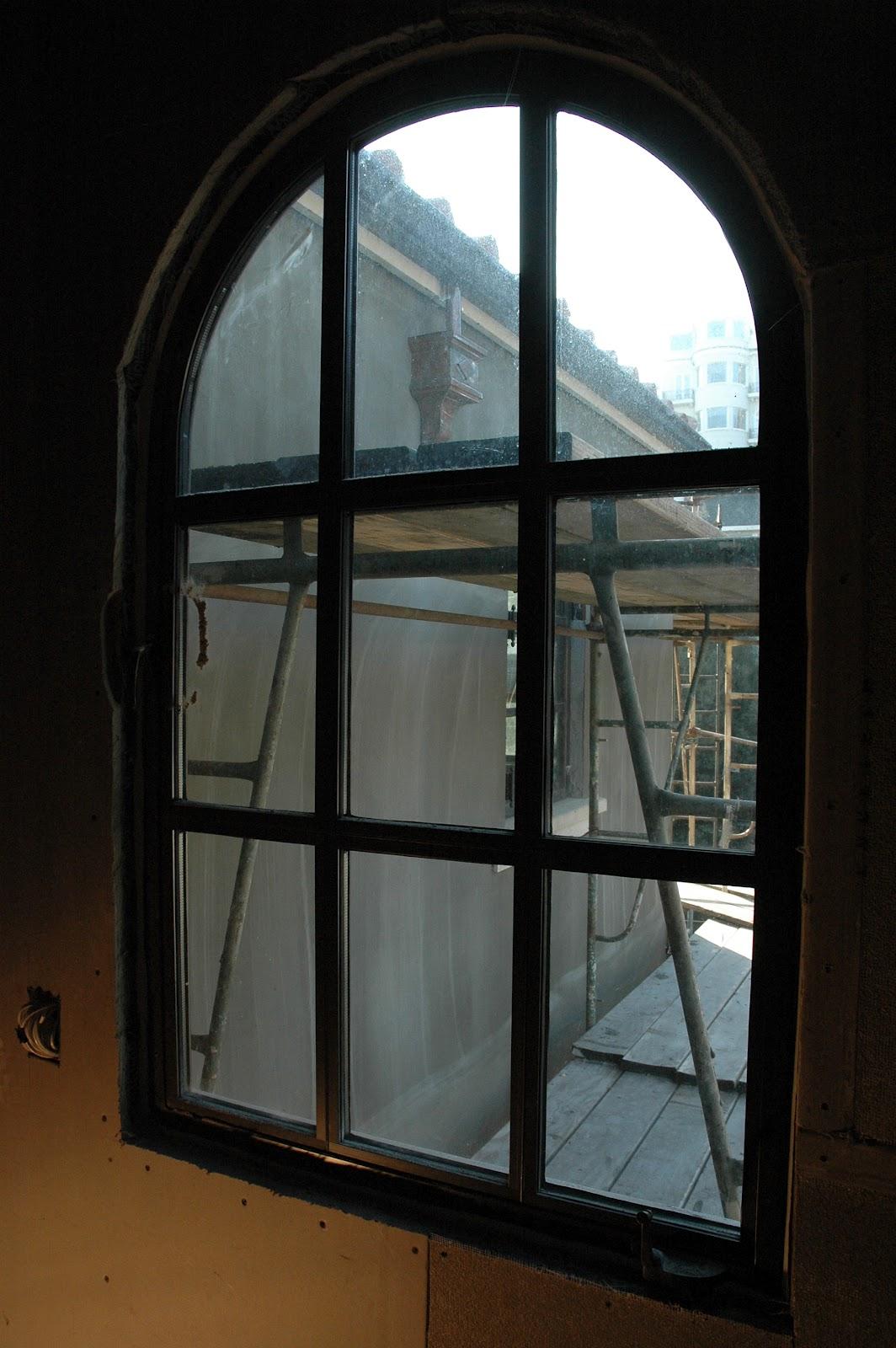 Hope 39 s steel window project ot glass for Steel windows