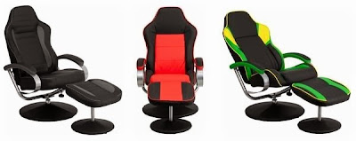 Race Inspired Recliner