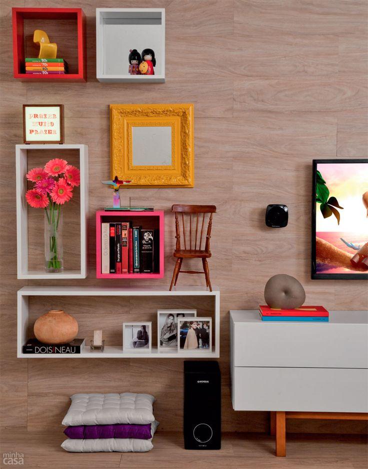 Como decorar paredes reciclar e decorar blog de - Como decorar paredes ...