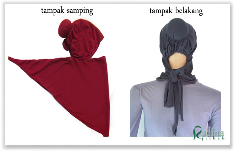 Ciput Ninja Kaos Cepol 2