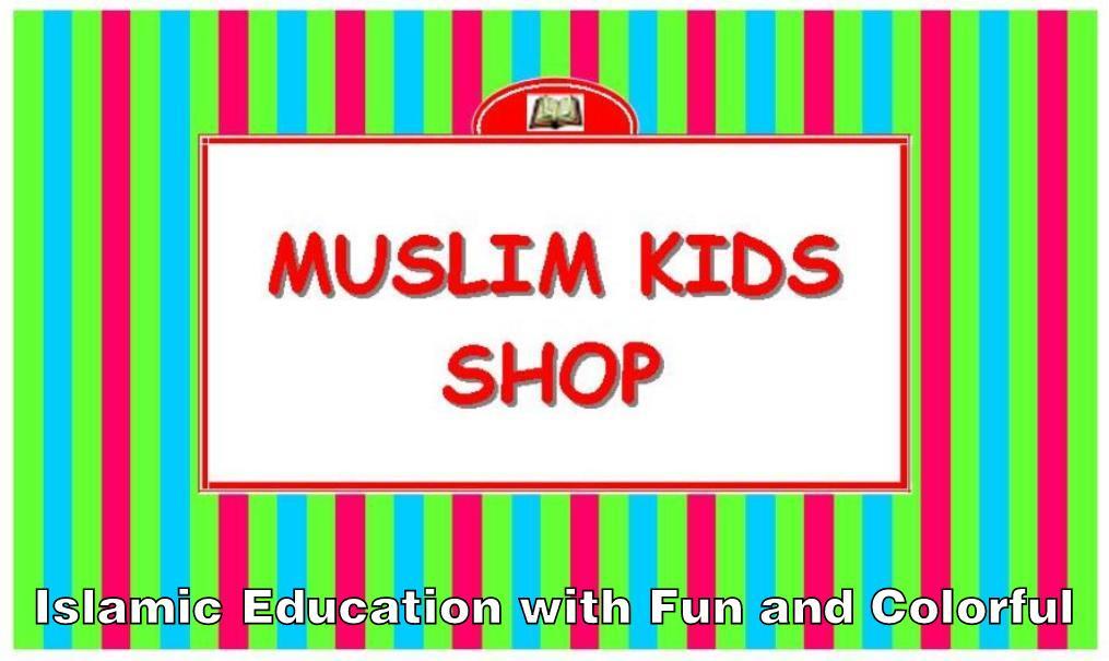 Muslim Kids Shop
