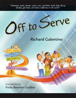 photo of Off to Serve by Richard Galentino