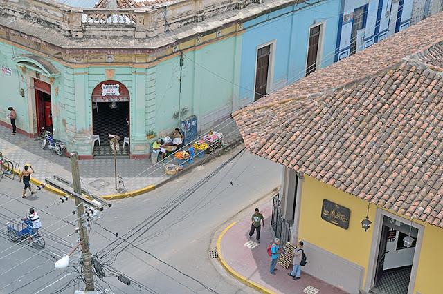 Vue sur les toits de Granada