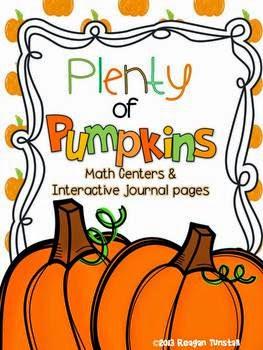 http://www.teacherspayteachers.com/Product/Plenty-Of-Pumpkins-Math-Centers-and-Interactive-Journal-Pages-912314