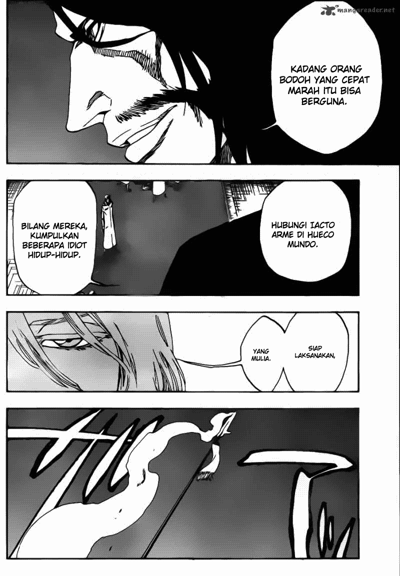 Bleach 486 page 17
