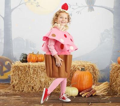 Cupcake Costume Kids