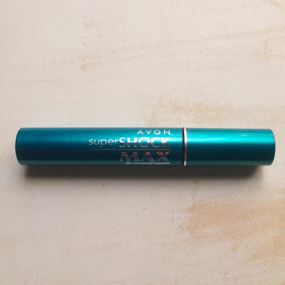 AVON MASCARA SUPER SHOCK MAX